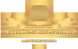 Partyräume Bremerhaven Logo